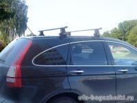 Багажник на крышу Honda CR-V, Атлант, аэродинамические дуги