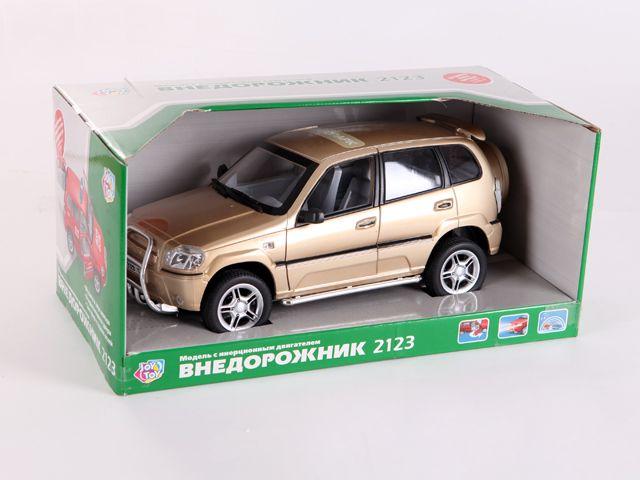 Машина Нива Шевроле