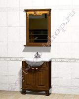 """Мебель для ванной """"Челси-2 УОРВИК-60 орех"""""""