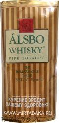 Табак трубочный ALSBO WHISKY 50гр