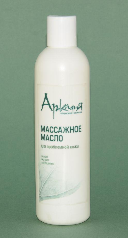 Противовоспалительное массажное масло (для чувствительной кожи с нарушением барьерных свойств)