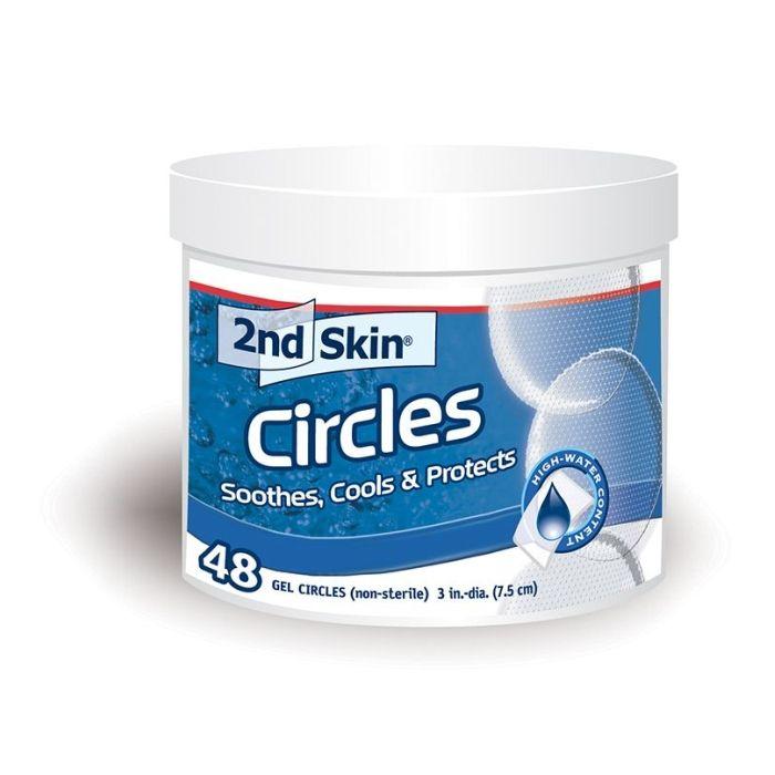 Синтетическая кожа 2nd Skin Circles (48 кругов диаметром 7,5 см)