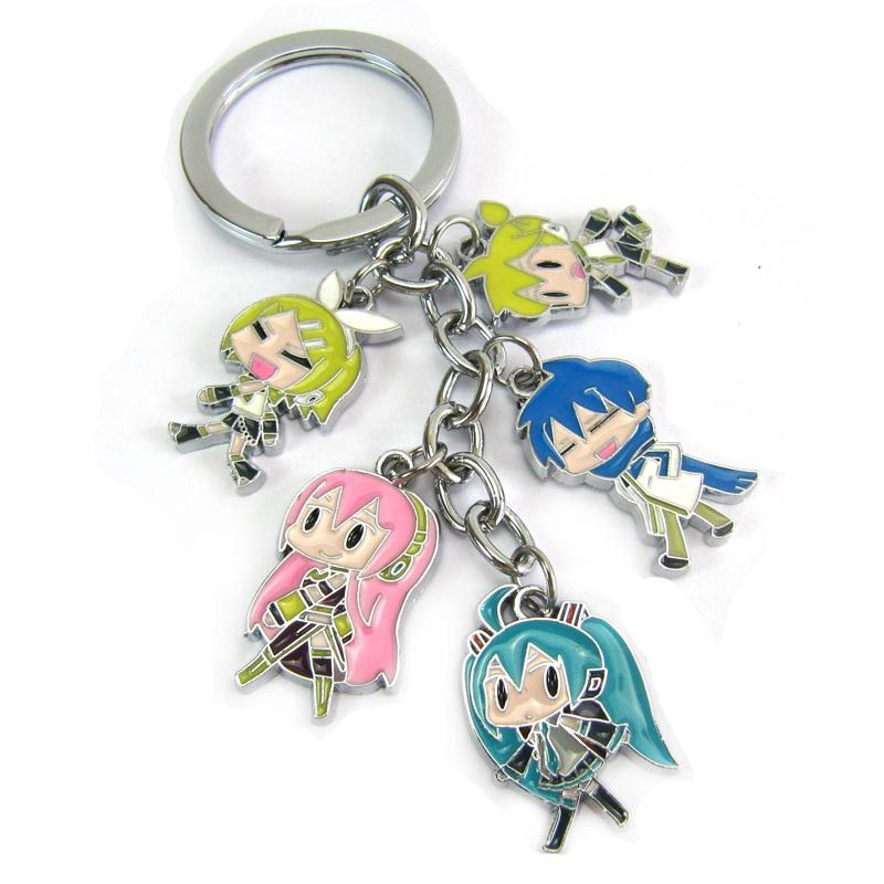 Брелок на ключи Vocaloids