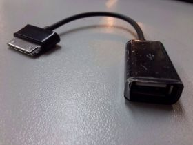 "OTG кабель ""Huawei mediapad 10.1"""