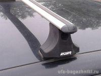 Багажник на крышу Volkswagen Bora, Атлант, аэродинамические дуги