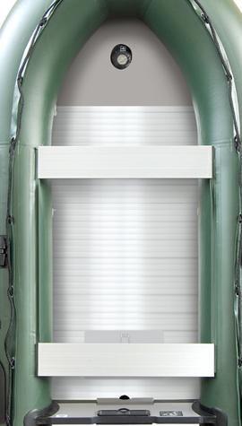 Yukona Пайол секционный щитовой AL 310 TS