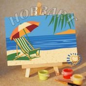 """Картина по номерам """"Мое место под солнцем"""""""