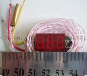 Тахометр-вольтметр-термометр ТВТ-036-3