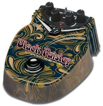 DANELECTRO Black Paisley Педаль гитарная Distortion