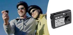 5MP HD Mini DV видеокамера