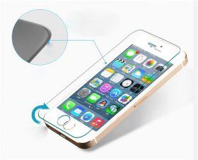 Пленка из закаленного стекла для iPhone 5/5c/5s