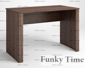 Стол прямой Фанки Тайм ФТ-09 (118х60х75)