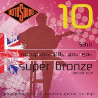 ROTOSOUND SB10 Extra Light (10-50) Струны для акустической гитары