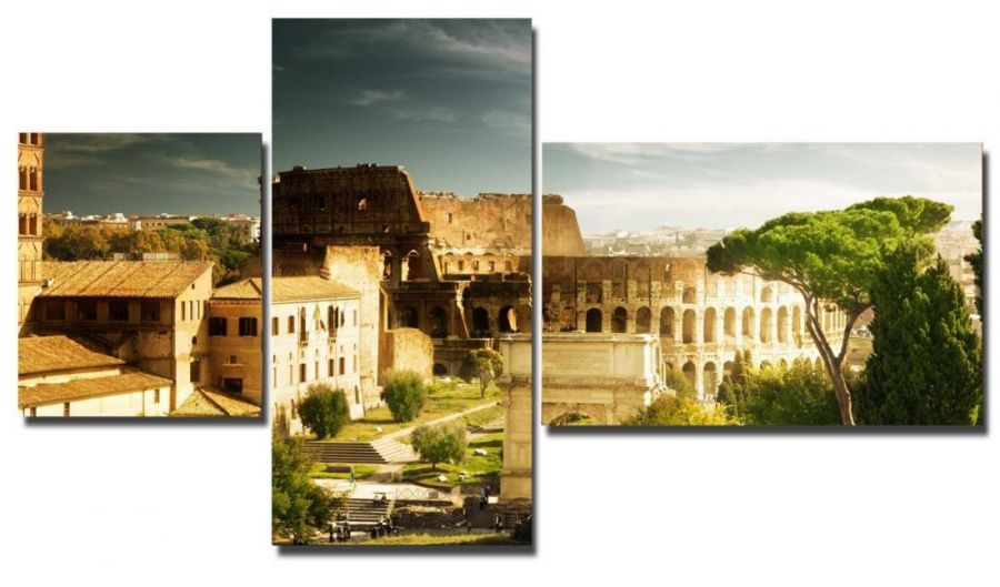Модульная картина Колизей