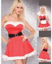 Эсклюзивное платье снегурочки