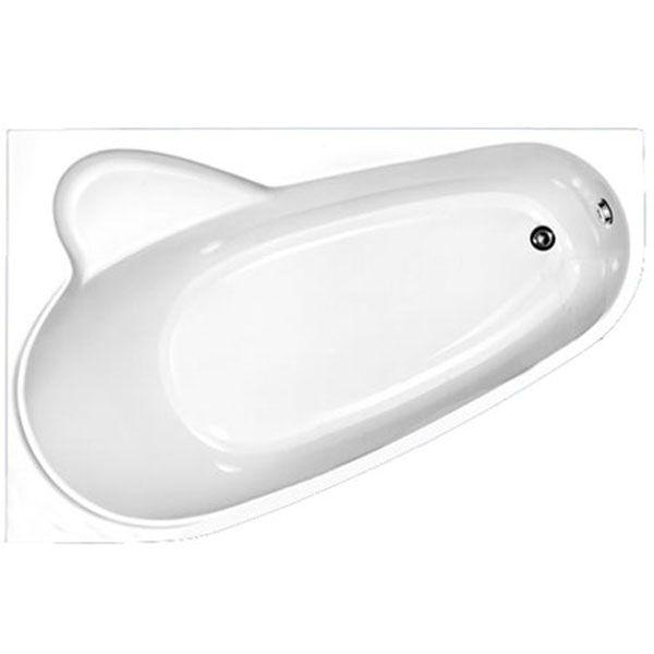 Ванна акриловая Vagnerplast  Selena 160x105 R