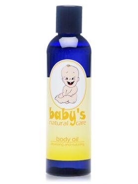 Styx for Baby Детское очищающее защитное масло