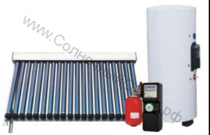 Балконная система для нагрева воды, 100л. WBFSY12-100