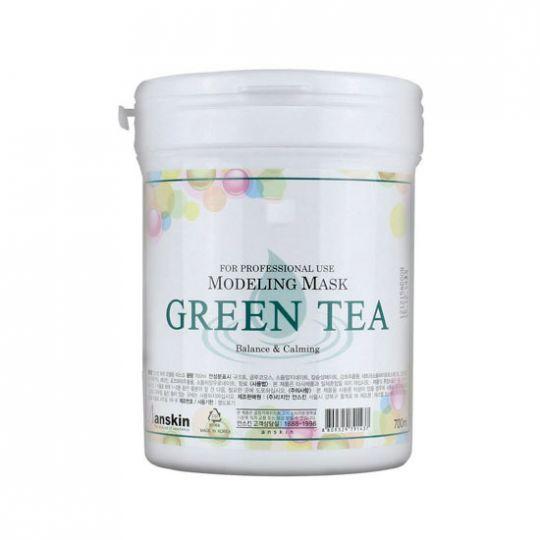Grean Tea Modeling Mask. Маска альгинатная с экстрактом зел. чая успокаивающая