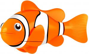 Роборыбка-клоун (оранжевая)