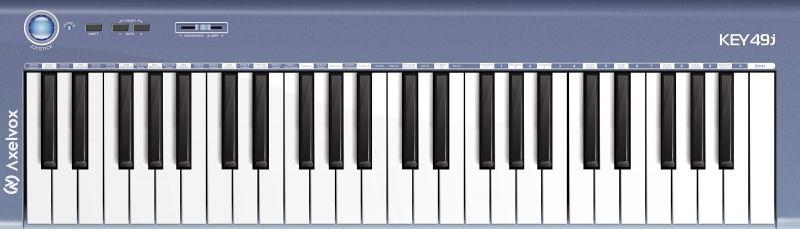 AXELVOX KEY49j grey Миди-клавиатура