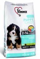 1st Choice Puppy для щенков средних и крупных пород