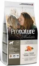 Pronature Holistic д/собак индейка с клюквой