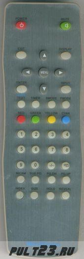 пульт для водонепроницаемого телевизора WEST VISION TV-1