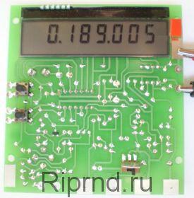 Измеритель индуктивности, емкости, частоты (LCF)