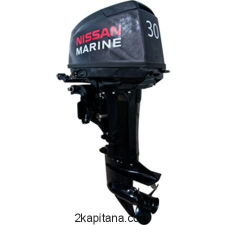Лодочный Мотор Nissan (Ниссан) NS 30 HEP 1