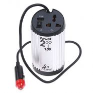 Инвертор 12В / 220В + ионизатор