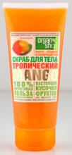 Скраб для тела тропический манго