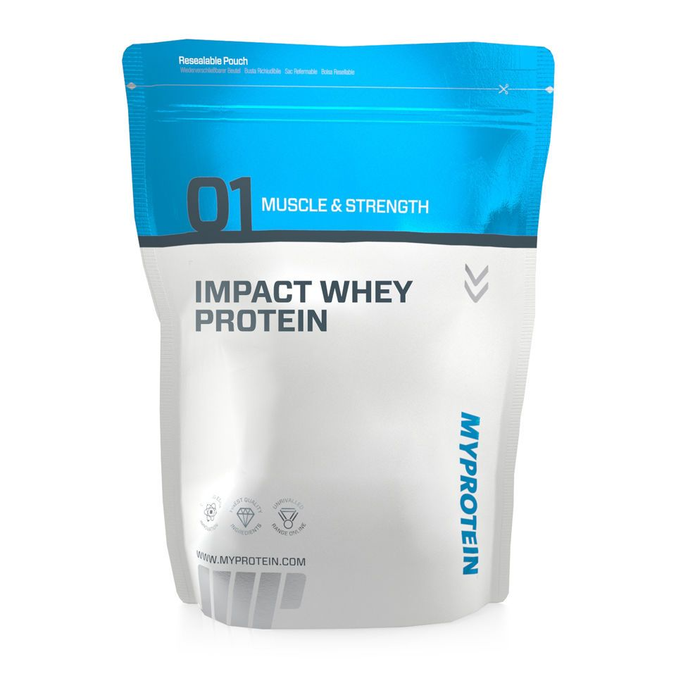 Impact Whey Protein  (5000 гр.)