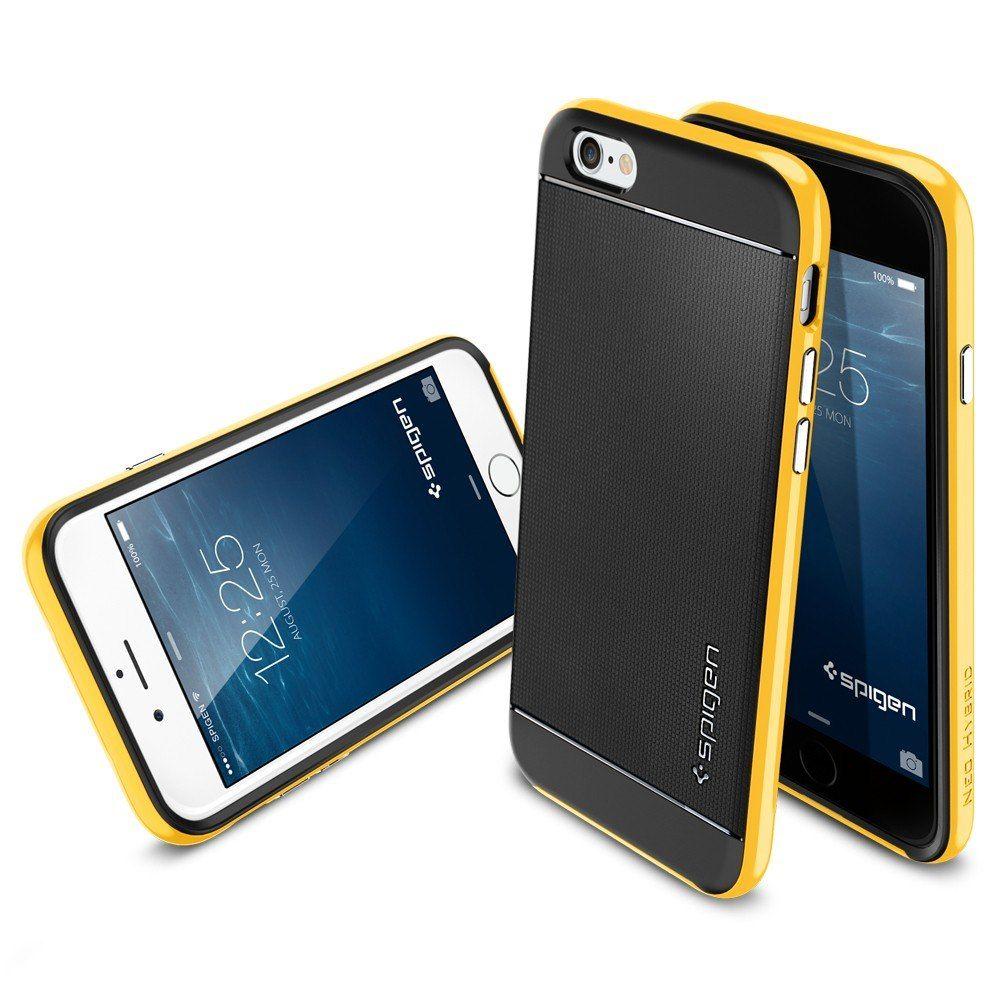 Sgp spigen Neo Hybrid iPhone 6/6s (желтый )