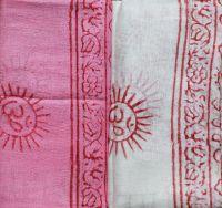 Индийский хлопковый шарф за 500 руб.