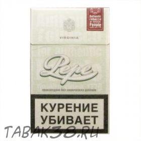 Сигареты Von Eiken Pepe Fine Green 20шт