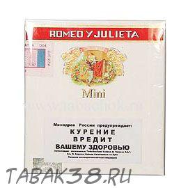 Сигариллы Habanos S.A. Romeo Y Julieta Mini 10ш (Куба)