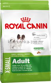 Royal Canin X-Small Adult для собак миниатюрных пород