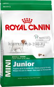 Royal Canin MINI Puppy для щенков