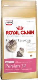 Royal Canin Kitten Persian 32 для Персидских котят