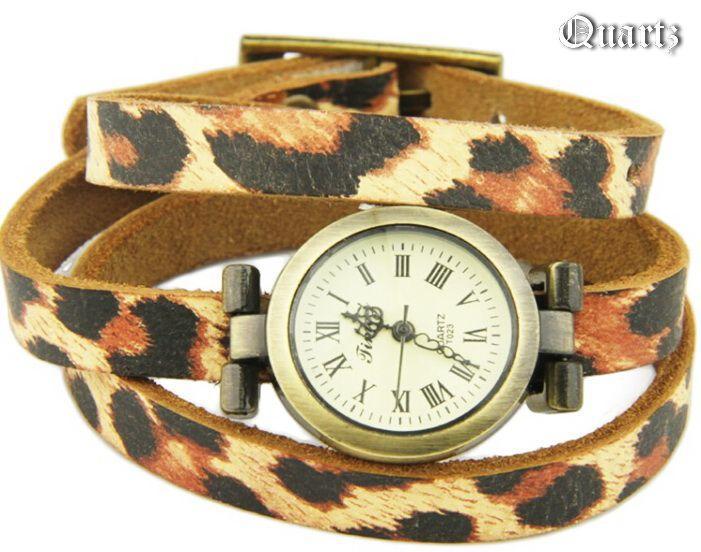 Часы 06-SRB-403 Леопард