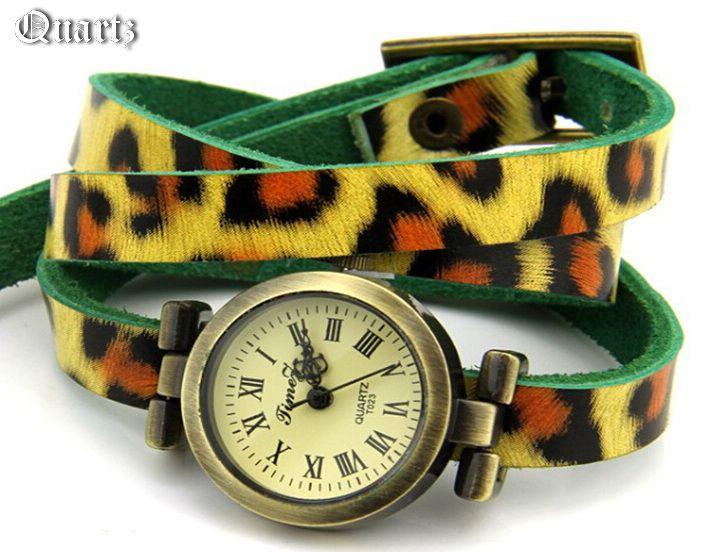 Часы 06-SRB-404 Леопард