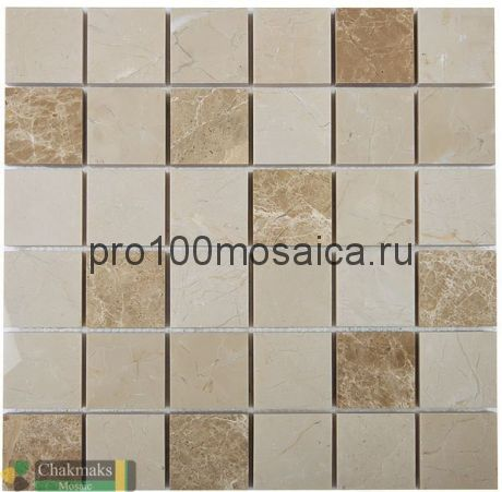 PINO EMPERADOR 50х50. Мозаика Anatolian Stone, 318*318 мм (CHAKMAKS)