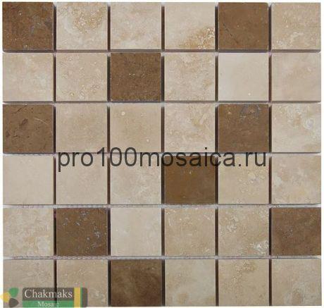 LIGHT NOCE 50х50. Мозаика Anatolian Stone, 318*318 мм (CHAKMAKS)