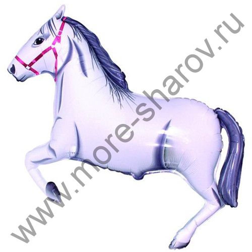 Шар лошадь 90 см