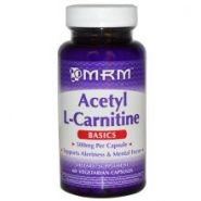 MRM Acetyl L-Carnitine (60 капс.)