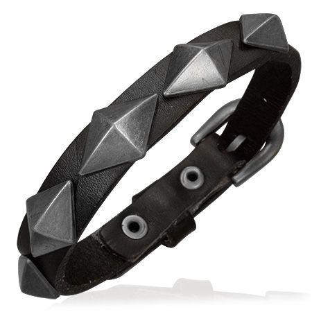 Кожаный браслет LBBL38111
