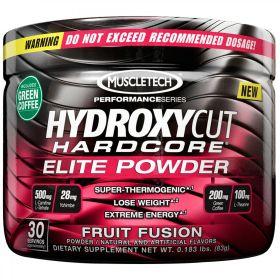 MuscleTech Hydroxycut Hardcore Ellte (30 порций)