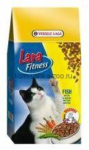 LARA Fitness для кошек с рыбой