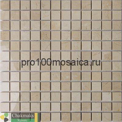 CREAM PINO 23х23. Мозаика Anatolian Stone, 305*305 мм (CHAKMAKS)